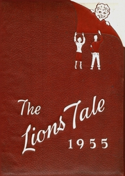 1955 Edition, Leon High School - Lions Tale Yearbook (Tallahassee, FL)