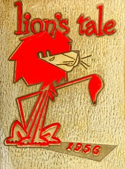 1956 Edition, Leon High School - Lions Tale Yearbook (Tallahassee, FL)