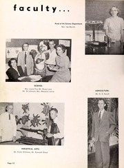 Page 16, 1956 Edition, Leon High School - Lions Tale Yearbook (Tallahassee, FL) online yearbook collection