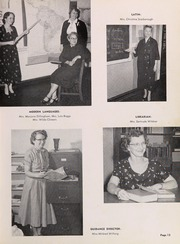 Page 17, 1956 Edition, Leon High School - Lions Tale Yearbook (Tallahassee, FL) online yearbook collection