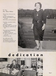 Page 9, 1956 Edition, Leon High School - Lions Tale Yearbook (Tallahassee, FL) online yearbook collection