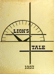 Page 1, 1957 Edition, Leon High School - Lions Tale Yearbook (Tallahassee, FL) online yearbook collection