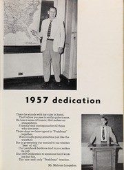 Page 11, 1957 Edition, Leon High School - Lions Tale Yearbook (Tallahassee, FL) online yearbook collection