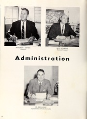Page 14, 1957 Edition, Leon High School - Lions Tale Yearbook (Tallahassee, FL) online yearbook collection