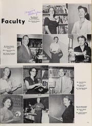 Page 17, 1957 Edition, Leon High School - Lions Tale Yearbook (Tallahassee, FL) online yearbook collection