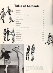 Page 8, 1957 Edition, Leon High School - Lions Tale Yearbook (Tallahassee, FL) online yearbook collection