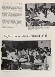 Page 15, 1958 Edition, Leon High School - Lions Tale Yearbook (Tallahassee, FL) online yearbook collection