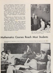 Page 17, 1958 Edition, Leon High School - Lions Tale Yearbook (Tallahassee, FL) online yearbook collection
