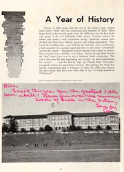 Page 6, 1958 Edition, Leon High School - Lions Tale Yearbook (Tallahassee, FL) online yearbook collection