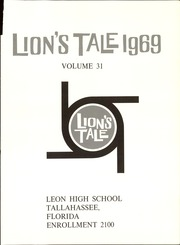 Page 5, 1969 Edition, Leon High School - Lions Tale Yearbook (Tallahassee, FL) online yearbook collection