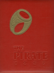 1957 Edition, Pasco High School - Pirate Yearbook (Dade City, FL)