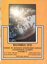 Page 5, 1978 Edition, Wolfson High School - Rhombus Yearbook (Jacksonville, FL) online yearbook collection