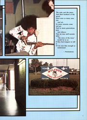 Page 9, 1978 Edition, Wolfson High School - Rhombus Yearbook (Jacksonville, FL) online yearbook collection