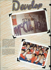 Page 12, 1987 Edition, Wolfson High School - Rhombus Yearbook (Jacksonville, FL) online yearbook collection