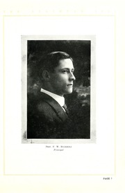Page 13, 1921 Edition, Gainesville High School - Hurricane Yearbook (Gainesville, FL) online yearbook collection
