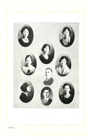 Page 14, 1921 Edition, Gainesville High School - Hurricane Yearbook (Gainesville, FL) online yearbook collection