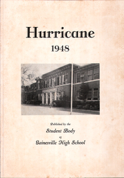 Page 7, 1948 Edition, Gainesville High School - Hurricane Yearbook (Gainesville, FL) online yearbook collection