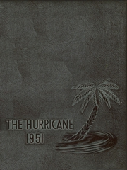 1951 Edition, Gainesville High School - Hurricane Yearbook (Gainesville, FL)