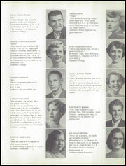 Page 13, 1954 Edition, Gainesville High School - Hurricane Yearbook (Gainesville, FL) online yearbook collection