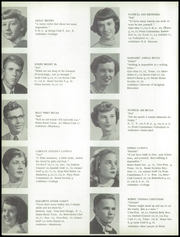 Page 14, 1954 Edition, Gainesville High School - Hurricane Yearbook (Gainesville, FL) online yearbook collection