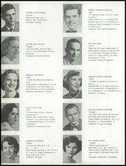Page 16, 1954 Edition, Gainesville High School - Hurricane Yearbook (Gainesville, FL) online yearbook collection
