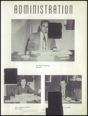 Page 7, 1954 Edition, Gainesville High School - Hurricane Yearbook (Gainesville, FL) online yearbook collection