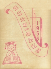 1955 Edition, Gainesville High School - Hurricane Yearbook (Gainesville, FL)