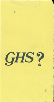 Page 3, 1968 Edition, Gainesville High School - Hurricane Yearbook (Gainesville, FL) online yearbook collection