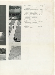 Page 7, 1968 Edition, Gainesville High School - Hurricane Yearbook (Gainesville, FL) online yearbook collection