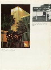 Page 9, 1968 Edition, Gainesville High School - Hurricane Yearbook (Gainesville, FL) online yearbook collection