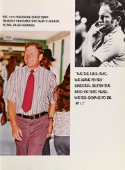 Page 17, 1974 Edition, Boca Ciega High School - Treasure Chest Yearbook (Gulfport, FL) online yearbook collection