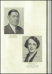 Page 17, 1937 Edition, Lee High School - Blue and Gray Yearbook (Jacksonville, FL) online yearbook collection