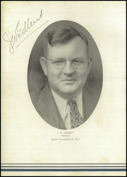 Page 12, 1938 Edition, Lee High School - Blue and Gray Yearbook (Jacksonville, FL) online yearbook collection