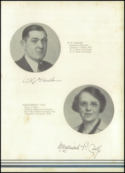 Page 13, 1938 Edition, Lee High School - Blue and Gray Yearbook (Jacksonville, FL) online yearbook collection
