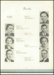 Page 15, 1938 Edition, Lee High School - Blue and Gray Yearbook (Jacksonville, FL) online yearbook collection