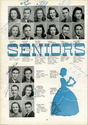 Page 36, 1942 Edition, Lee High School - Blue and Gray Yearbook (Jacksonville, FL) online yearbook collection