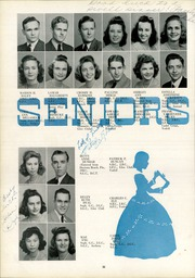 Page 38, 1942 Edition, Lee High School - Blue and Gray Yearbook (Jacksonville, FL) online yearbook collection