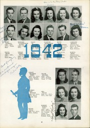 Page 41, 1942 Edition, Lee High School - Blue and Gray Yearbook (Jacksonville, FL) online yearbook collection