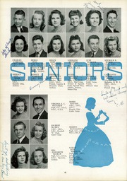 Page 44, 1942 Edition, Lee High School - Blue and Gray Yearbook (Jacksonville, FL) online yearbook collection