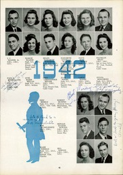 Page 45, 1942 Edition, Lee High School - Blue and Gray Yearbook (Jacksonville, FL) online yearbook collection