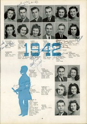 Page 47, 1942 Edition, Lee High School - Blue and Gray Yearbook (Jacksonville, FL) online yearbook collection