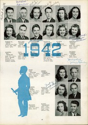 Page 49, 1942 Edition, Lee High School - Blue and Gray Yearbook (Jacksonville, FL) online yearbook collection