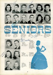 Page 50, 1942 Edition, Lee High School - Blue and Gray Yearbook (Jacksonville, FL) online yearbook collection