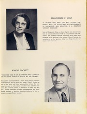 Page 11, 1950 Edition, Lee High School - Blue and Gray Yearbook (Jacksonville, FL) online yearbook collection