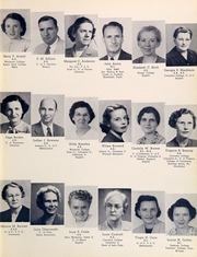 Page 15, 1950 Edition, Lee High School - Blue and Gray Yearbook (Jacksonville, FL) online yearbook collection