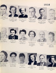 Page 17, 1950 Edition, Lee High School - Blue and Gray Yearbook (Jacksonville, FL) online yearbook collection