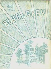 Page 1, 1951 Edition, Lee High School - Blue and Gray Yearbook (Jacksonville, FL) online yearbook collection