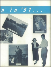 Page 15, 1951 Edition, Lee High School - Blue and Gray Yearbook (Jacksonville, FL) online yearbook collection