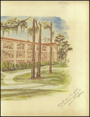 Page 3, 1951 Edition, Lee High School - Blue and Gray Yearbook (Jacksonville, FL) online yearbook collection