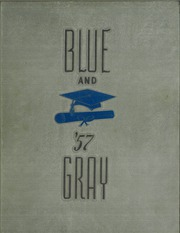 Page 1, 1957 Edition, Lee High School - Blue and Gray Yearbook (Jacksonville, FL) online yearbook collection